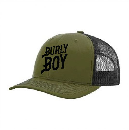 Burly-Boy-Green-Hat