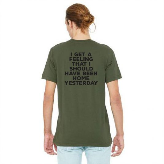 New River Gorge Military Back