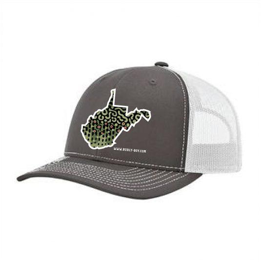 Pride Hat Gray